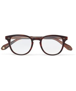 Garrett Leight California Optical | Mckinley D-Frame Acetate Optical Glasses