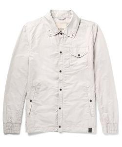 NEMEN   Cotton-Blend Shell Coach Jacket