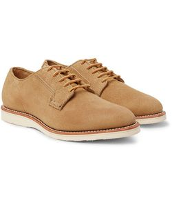 Red Wing Shoes | Postman Suede Derby Shoes