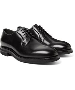 Brunello Cucinelli | Leather Derby Shoes