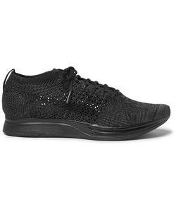Nike Running | Flyknit Racer Mesh Running Sneakers