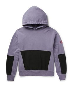 CAV EMPT | Overdyed Loopback Cotton-Jersey Hoodie