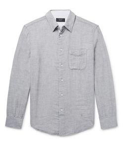 Rag & Bone | Beach Slim-Fit Slub Cotton Shirt