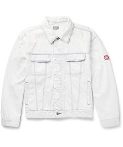CAV EMPT | Bleached Denim Jacket