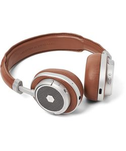 MASTER & DYNAMIC | Mw50 Leather Wireless Over-Ear Headphones