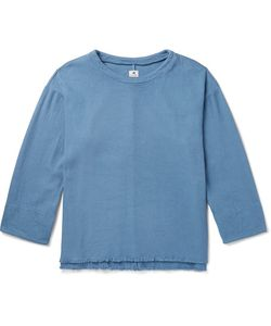 Sasquatchfabrix | Sashiko-Stitched Cotton Sweatshirt