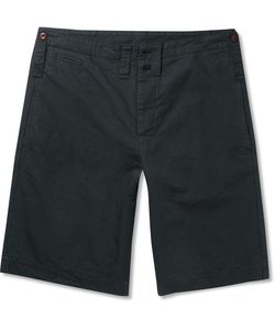 MARGARET HOWELL | Mhl Scout Cotton And Linen-Blend Shorts
