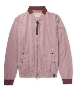 NEMEN   Cotton-Blend Shell Bomber Jacket