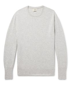William Lockie | Oxton Mélange Cashmere Sweater