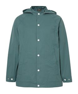 Freemans Sporting Club | Water-Repellent Cotton And Nylon-Blend Hooded Jacket
