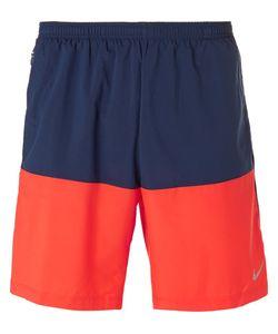 Nike Running | Flex 7 Colour-Block Dri-Fit Shorts