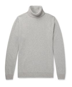 Hardy Amies | Slim-Fit Cashmere Rollneck Sweater