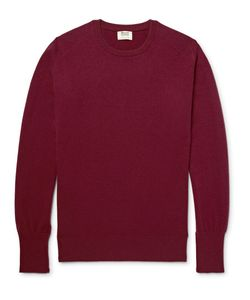 William Lockie | Oxton Slim-Fit Cashmere Sweater
