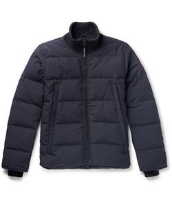 Canada Goose | Woolford Slim-Fit Quilted Shell Down Jacket