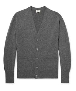 William Lockie | Oxton Cashmere Cardigan