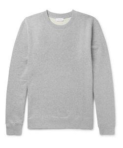 Sunspel | Brushed Loopback Cotton-Jersey Sweatshirt