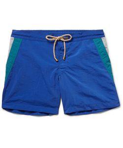 THORSUN | Titan Slim-Fit Mid-Length Swim Shorts