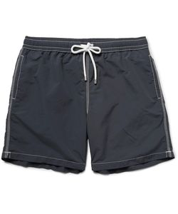 Hartford | Slim-Fit Mid-Length Swim Shorts