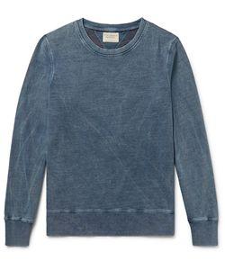 Nudie Jeans Co | Nudie Jeans Sven Dyed Organic Cotton-Jersey Sweatshirt