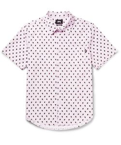 Stüssy | Slim-Fit Paisley-Print Cotton Shirt