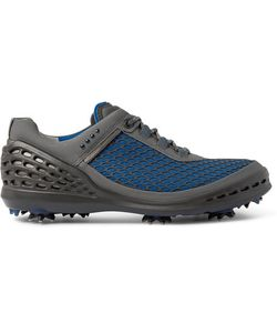 Ecco Golf | Cage Evo Rubber-Panelled Mesh Golf Shoes