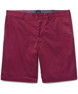 J.Crew | Stanton Stretch-Cotton Twill Shorts