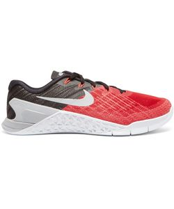 Nike Training | Metcon 3 Textu-Mesh And Rubber Sneakers