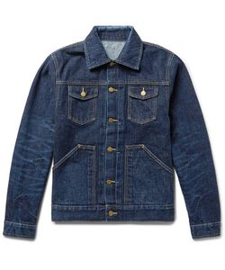 The Workers Club | Selvedge Denim Jacket