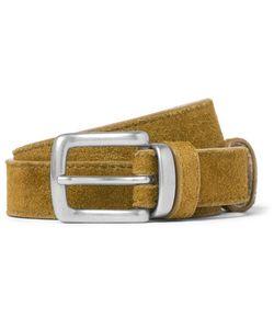 NONNATIVE | 2.5cm Roamer Suede Belt