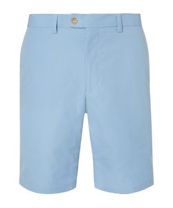 DUNHILL LINKS | Slim-Fit Twill Golf Shorts