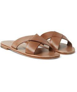 ÁLVARO | Antonio Leather Sandals