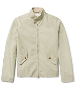 Private White V.C. | Private V.C. Cotton Ventile Ripstop Harrington Jacket