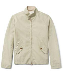 Private White V.C. | Private V.C. Cotton Ventile Ripstop Harrington Jacket