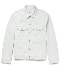 Steven Alan | Bleached Denim Jacket