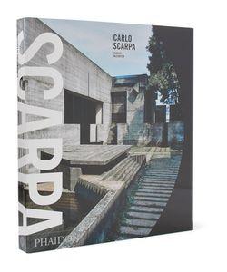 Phaidon | Carlo Scarpa Paperback Book