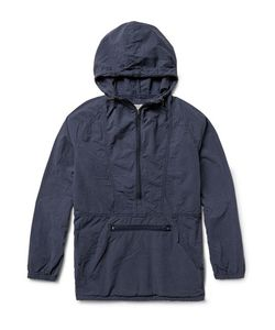Remi Relief | Cotton-Ripstop Hooded Jacket