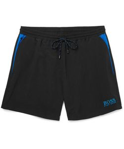 HUGO BOSS | Mid-Length Swim Shorts And Cotton-Terry Towel Set