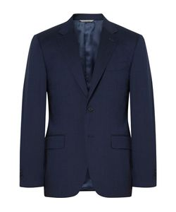 Canali | Stretch-Wool Suit Jacket