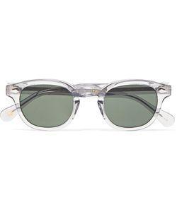 MOSCOT   Lemtosh Square-Frame Acetate Sunglasses