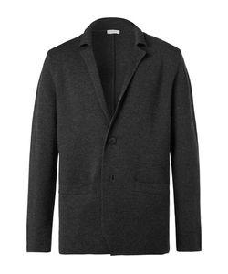 Sunspel | Charcoal Milano Merino Wool Blazer