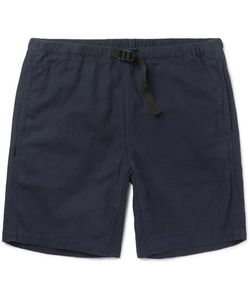 Neighborhood | Linen And Cotton-Blend Shorts