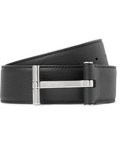 Tom Ford | 4cm Full-Grain Leather Belt