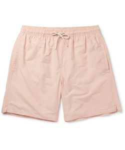 SATURDAYS NYC | Timothy Slim-Fit Mid-Length Swim Shorts