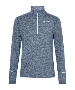 Nike Running | Element Space-Dyed Dri-Fit Half-Zip Top