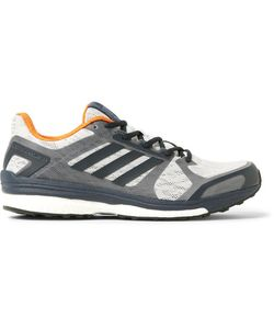 Adidas Sport | Supernova Sequence 9 Rubber-Trimmed Mesh Running Sneakers