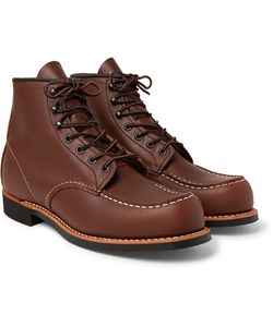 Red Wing Shoes | Cooper Moc Leather Boots