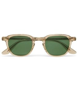 MOSCOT   Billik Round-Frame Acetate Sunglasses