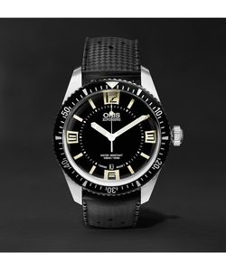 Oris | Divers Sixty-Five Stainless Steel Watch