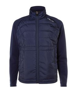 RLX Ralph Lauren | Shell-Panelled Jersey Golf Jacket