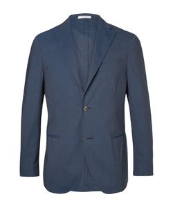 Boglioli | Slim-Fit Stretch-Wool Suit Jacket